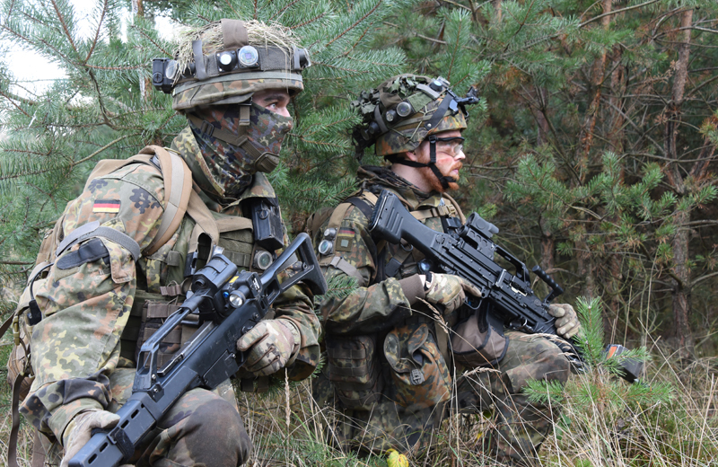 jäger battalion bundeswehr