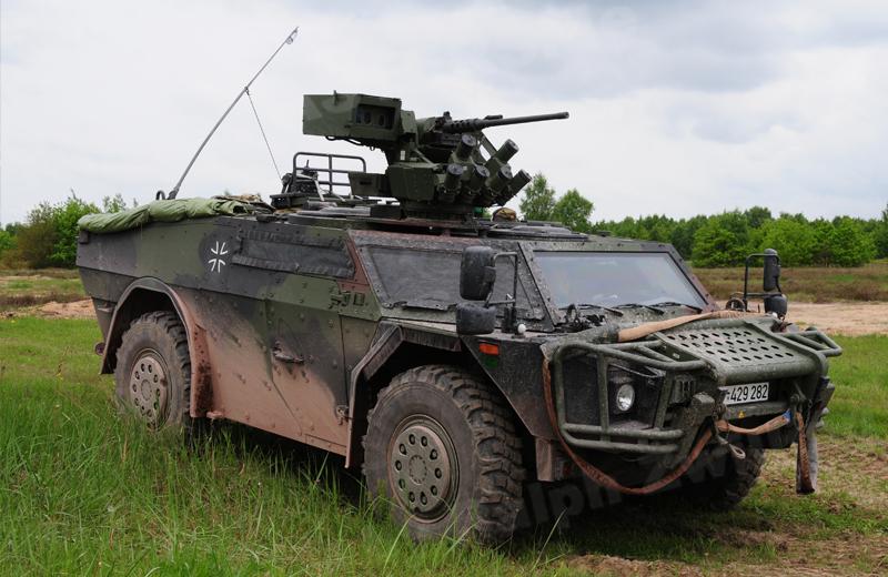 Bw Spwg Fennek 1a2 Tank Masters Photos Amp Journalism