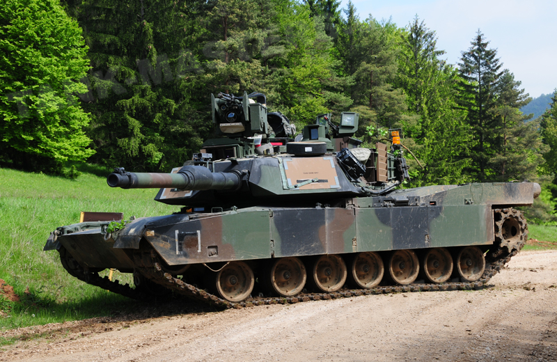 Army unit adds reactive armor to m1a2 abrams defense media network