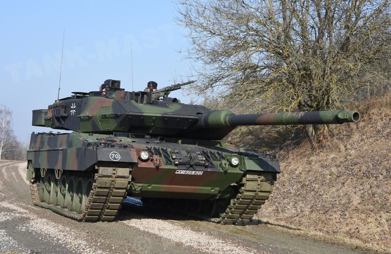 Leopard 2A6M+ (3)