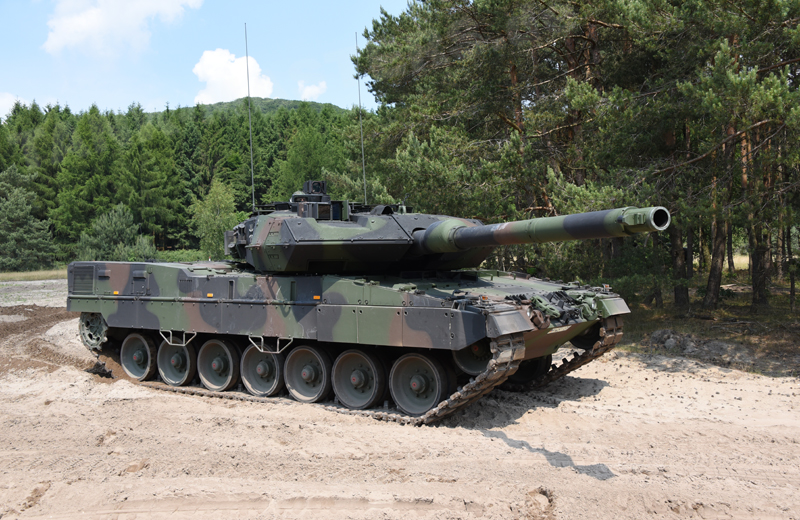Leopard 2A7 (2)