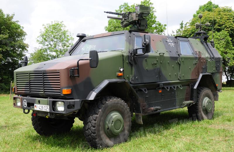 Dingo 2 GE A2.2 Schützendetektion (1)