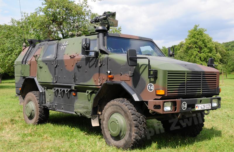 Dingo 2 GE A2.2 Schützendetektion (2)