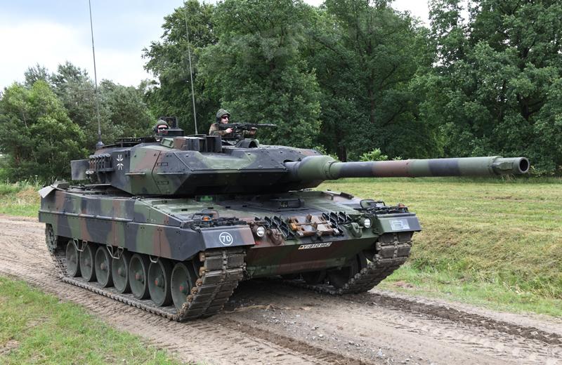Leopard 2A6MA2 (2)