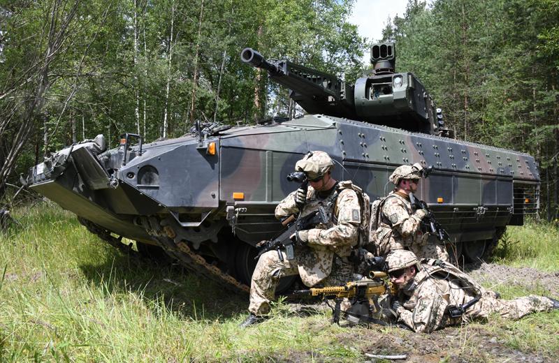 System Panzergrenadier (2)