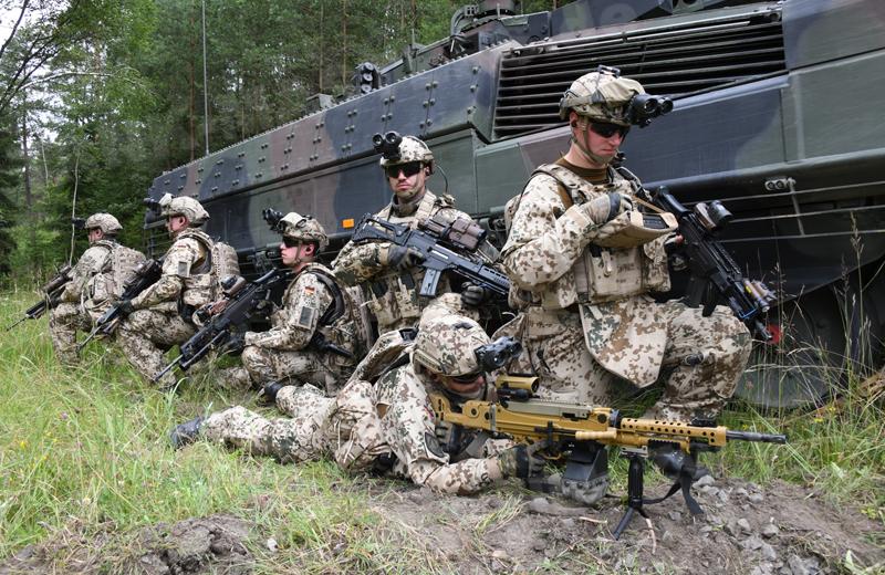 System Panzergrenadier (3)