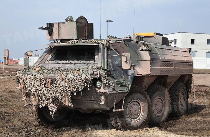 TPz 1A8A3 PzAufklGrp (2)